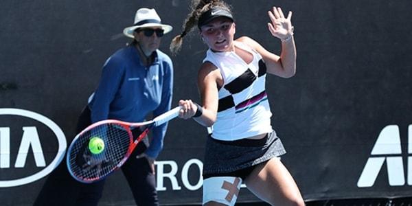 Pigato Australian Open Juniores