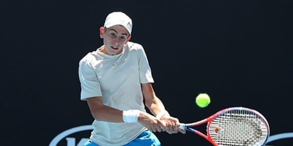 Arnaldi Australian Open Juniores