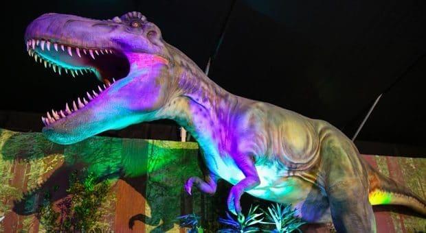 mostra dinosauri fabbrica del vapore milano