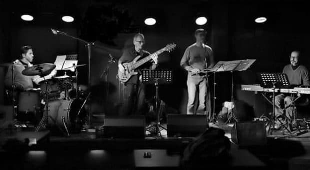 Ney Portilho e i Brasil Fusion Quartetto