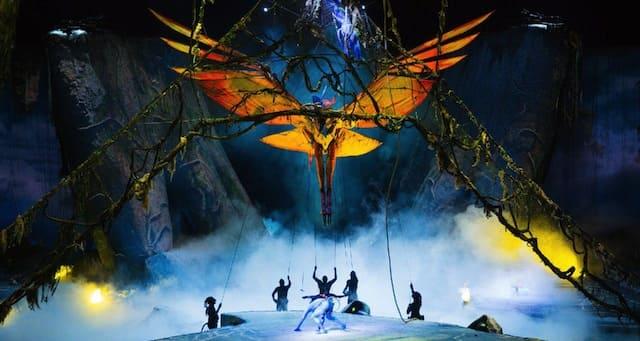 Toruk Cirque du Soleil Milano