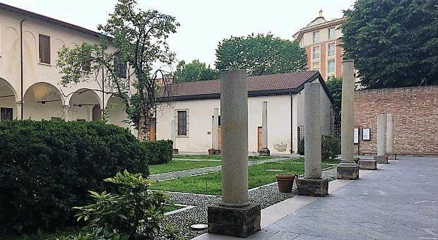 Anfiteatro antiquarium Alda Levi