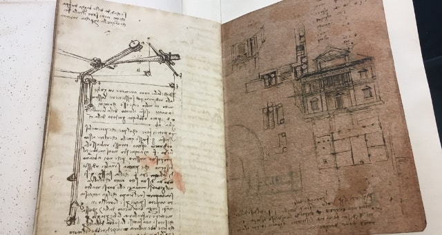 Politecnico Milano Calendario.Aperitivi In Biblioteca Al Politecnico Si Comincia Con Leonardo