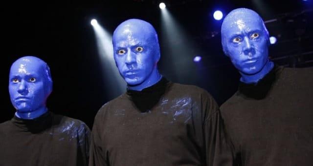 blue man group milano