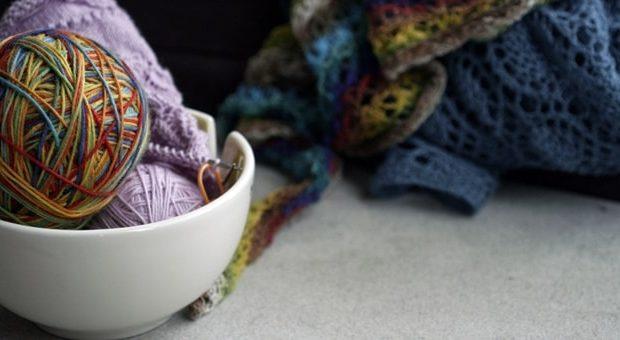 Caffè a maglia