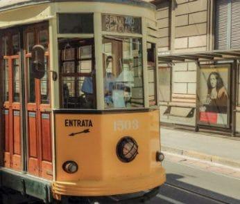 Tour di Milano in tram storico