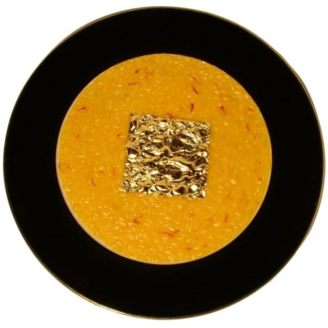 Riso e oro Gualtiero Marchesi