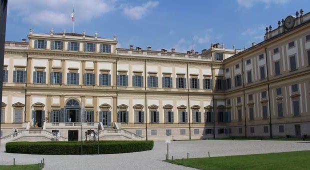 Residenze reali in Lombardia