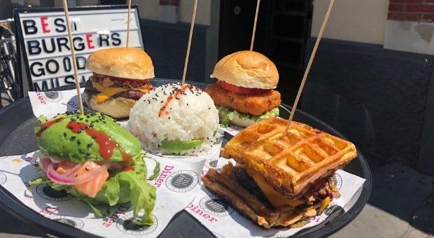 east market diner 5 burgers