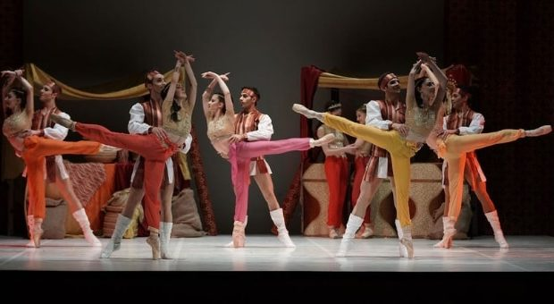 sherazade balletto arcimboldi