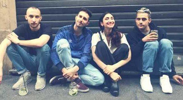 I Nava band