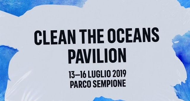 clean the oceans pavilion milano