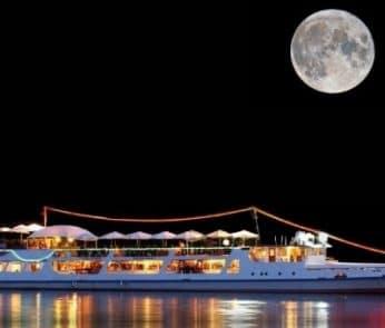 crociera luna