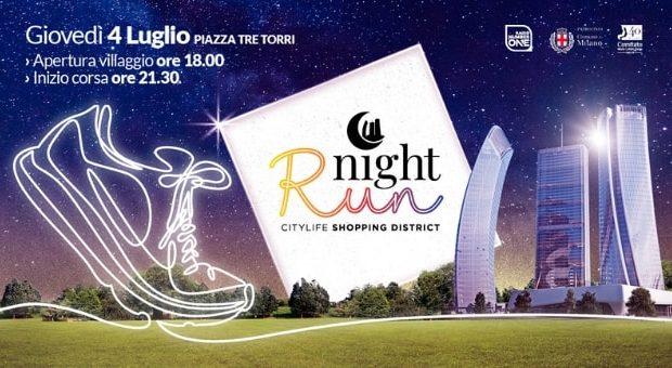 night run citylife