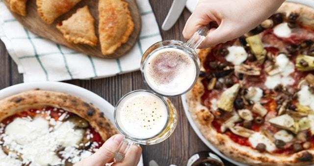 pizza e birra festival eataly