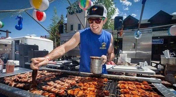 barbecue festival Idroscalo