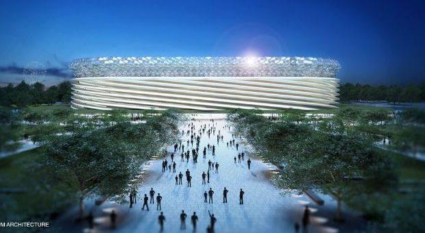 progetto san siro Jm Architecture