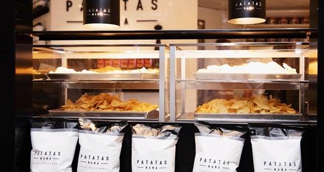 Patatas Nana Linate