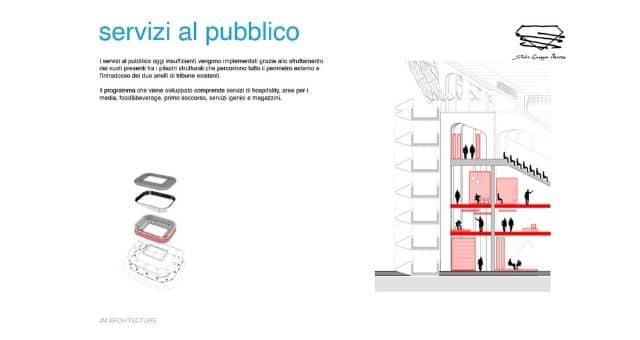 rampe progetto JM Architecture
