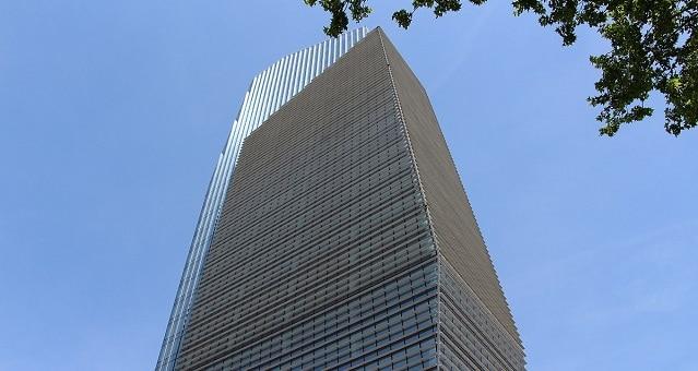 diamond tower milano