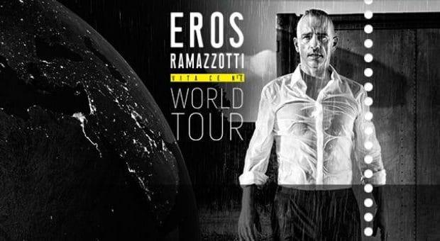 Eros Ramazzotti concerto milano