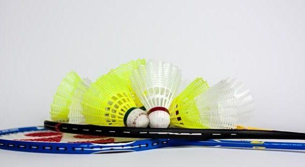 badminton racchette