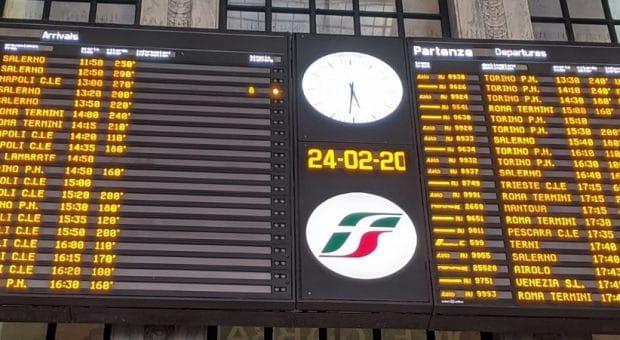 Tabellone-treni-centrale