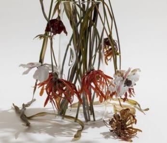 fiori vetro villa necchi