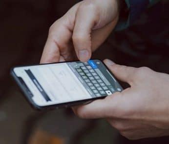 Smartphone-mani