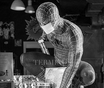 spider-man-mascherina