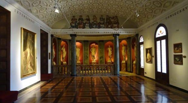 Pinacoteca_Ambrosiana_-_Sala
