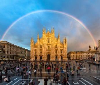 Milano-pioggia-arcobaleno